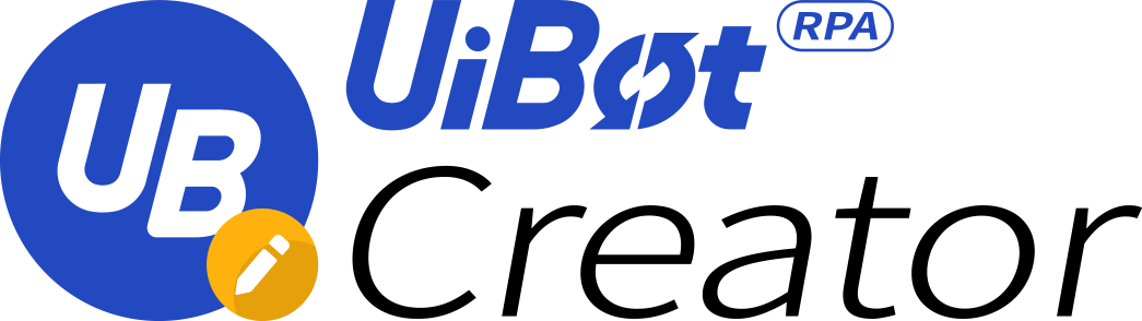 UiBot Creator