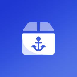 海运申请用箱机器人